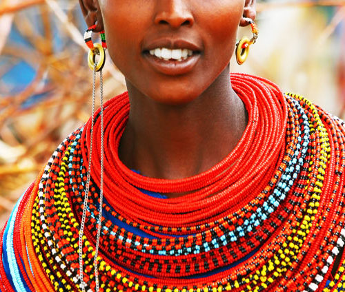 African woman - Giora Tal's African Music Playlist