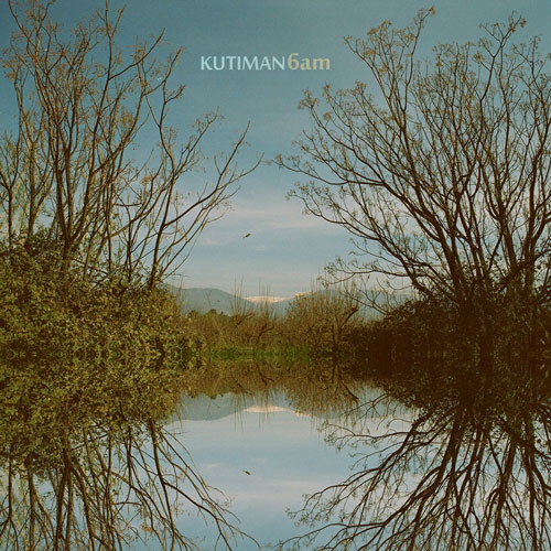 Kutiman's 6am album cover